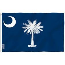 Anley 3x5 Foot South Carolina State Polyester Flag South Carolina SC Flags