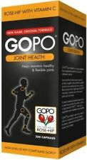 GOPO Joint Health Rose-hip with Vitamin C (200 Capsules)