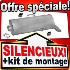 Silencieux Arriere CITROEN SAXO PEUGEOT 106 1.1 1.4 2000-2004 échappement FHP
