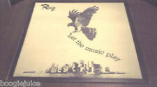 JACK TROMBEY LET THE MUSIC PLAY ROUGE LIBRARY LP 1977 DISCO SOUL FUNK BREAKS