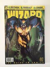 Wizard The Guide to Comics Price Guide #35 July 1994 Wolverine