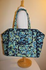 Longaberger Sisters Get Away Tote Bag  - Daydream - New