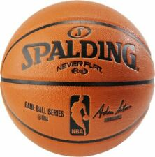 Spalding Neverflat Game Ball Series Composite Indoor / Outdoor Basketball