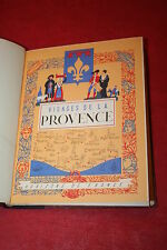 VISAGE DE LA PROVENCE éd HORIZONS DE FRANCE 1950  ILLUSTRATIONS / PHOTOS