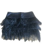 Ostrich Feather Skirt - By Malene Birger