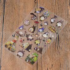 My Neighbor Totoro Japanese Anime Stickers Scrapbooking Diary Book Decor Gift