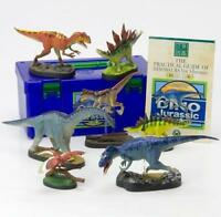 ha0643 COLORATA Japan Real Figure Box Dinosaur vol.3 (Jurassic dinosaur) F/S