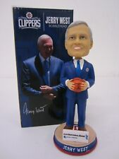 Jerry West Los Angeles Clippers SGA Stadium Exclusive Limited Ed Bobblehead