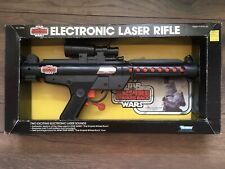 Vintage Star Wars ESB Laser Rifle MIB.