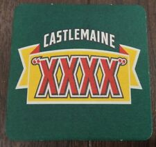 2 different CASTLEMAINE XXXX BREWERY.// surf life saving Qld COASTER
