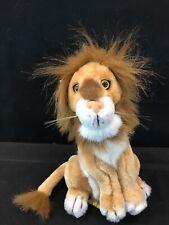 "Rare 7"" Applause Little Golden Books Tawny Scrawny Lion Plush Stuffed Vintage"