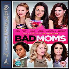BAD MOMS - Mila Kunis & Christina Applegate **BRAND NEW DVD***