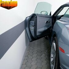 Protezione Adesiva Muro Parete Garage Box in Gomma per Auto Rotolo da 200x20cm
