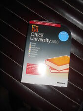 Microsoft Office 2010 University - Boxed DVD