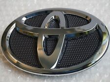 TOYOTA CAMRY GRILLE EMBLEM 2007 2008 2009 HOOD GRILL BLACK CHROME 75311-06060