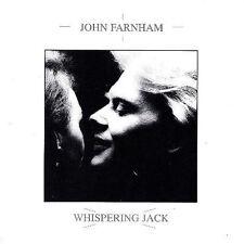 JOHN FARNHAM (WHISPERING JACK - REMASTERED CD SEALED + FREE POST)