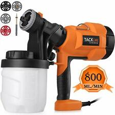 Electric Paint Sprayer, 400W, Orange
