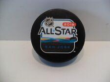 2019 NHL All Star Game Hockey Puck - BRAND NEW! San Jose Sharks SAP Center