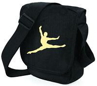 Ballet Theme Shoulder Bag Male Dancer Xmas Gift Birthday Gift Bags Boy Dancer