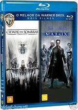 Blu-ray Matrix + Dark City 2-Disc [Audio & Subtitles English+Portuguese+Spanish]
