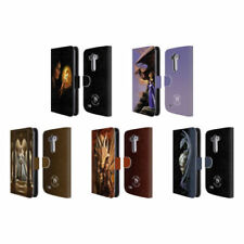 Anne Stokes Mobile Phone Wallet Cases for LG