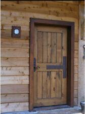 """RUSTIC ENTRY DOOR 42"""" x 80"""""""