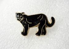 ZPs2 Black Panther Cat Enamel Lapel Pin Badge Brooch