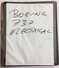 Aviation manuals literature for boeing ebay boeing 737 electrical manual asfbconference2016 Image collections