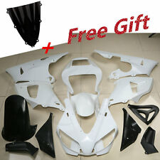 New Unpainted ABS Fairing Cowling Body For YAMAHA YZF 1000 R1 YZF-R1 YZFR1 98 99