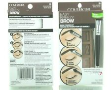 1 COVER GIRL BROW POWDER KIT MAKEUP COSMETIC 4g FILL/DEFINE/HIGHLIGHT #705 BROWN