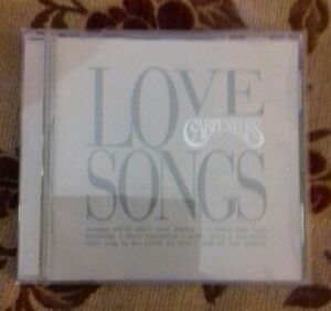 The Carpenters - Love Songs (1997) 20 track cd