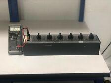 Esi Electro Scientific Industries Dekabox Db62 Decade Resistor 1111110 Ohms