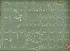 Maharam Layers Vineyard Small Sea Glass Blue Abstract Geometri Upholstery Fabric