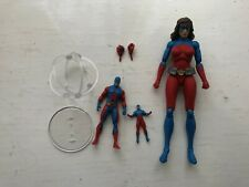 DC COMICS ICONS SERIES ATOMICA ACTION FIGURE UNIVERSE #12 SUPER HERO