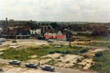 PHOTO  KENT SITE OF ASHFORD TOWN CENTRE SAINSBURYS IN 1985 THIS WAS TAKEN FROM T