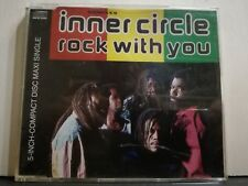 INNER CIRCLE - ROCK WITH YOU ,3 TRACKS VERSION + SWEAT - CD singolo slim case