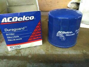 Engine Oil Filter ACDelco Pro PF1250