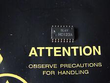 74HC123 Circuito Integrato CMOS X 5 pc-nuovo Regno Unito di vendita-PB libero-RENESAS