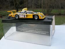 VEREM 1/43 ALPINE RENAULT A 442 B V6 N°2  VAINQUEUR le MANS 1978!!!