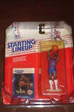 Isiah Thomas RC 1988 Staring Line-Up Kenner SLU Rookie Figure-Detroit Pistons