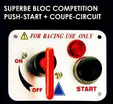 PROMO! BLOC PUSH START+COUPE CIRCUIT! SOLIDE! RS GTI STI FR CUPRA TYPE R F1TEAM