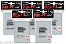 500 Ultra Pro Gaming Card Sleeves Pro-Fit -  MTG Standard Size
