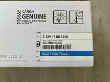1% Used - Canon 8521B002 (C-EXV 47) Cyan Drum Unit
