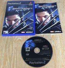 X-men 2: Wolverine's Revenge (Sony PlayStation 2, 2003) Marvel Hugh Jackman