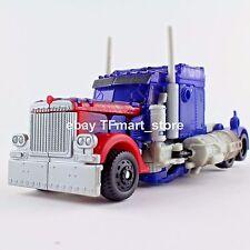 Transformers Movie DOTM Voyager Class Optimus Prime Streetside Bot Brawl TRU