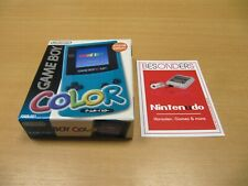 GAME BOY COLOR , OVP - CGB - 001 - TOP