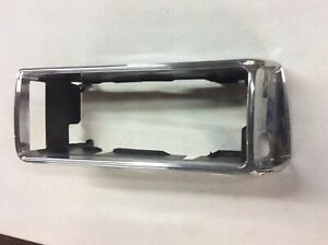 CHEVROLET CAPRICE HEADLIGHT DOOR 1987-1990 LH DRIVER SIDE USED