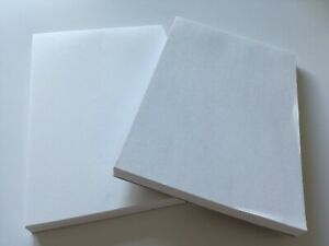 16 PADS A6 PLAIN WHITE PAPER JOTTER NOTE PADS NOTEPAD MEMO Takeaway Restaurant