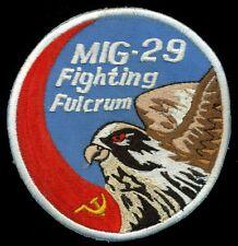 GAF Luftwaffe Jagdgeschwader JG73 Steinho MIG-29 Fighting Fulcrum Patch N-1