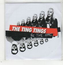 (GB780) The Ting Tings, Be The One - 2008 DJ CD